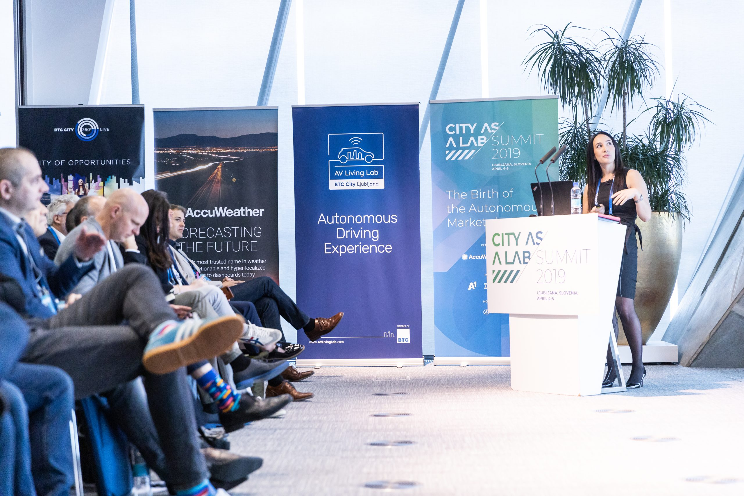 City as a Lab Summit: Mobility 2019